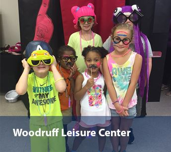 Woofruff Leisure Center_Facilities